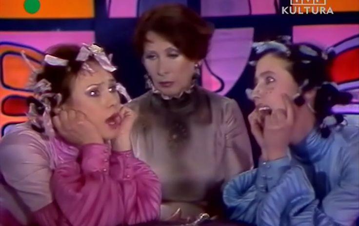 Marek Grechuta - Ciągle w kółko to samo (śpiewa Grażyna Trela i Ewa Isaj...