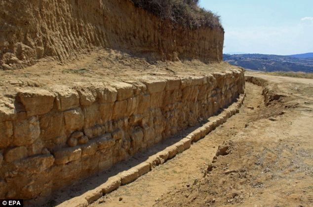 Archaeologists have uncovered what could be the grave of Alexander the Great at a site near ancient Amphipolis, 370 miles north of Athens: a massive marble tomb...