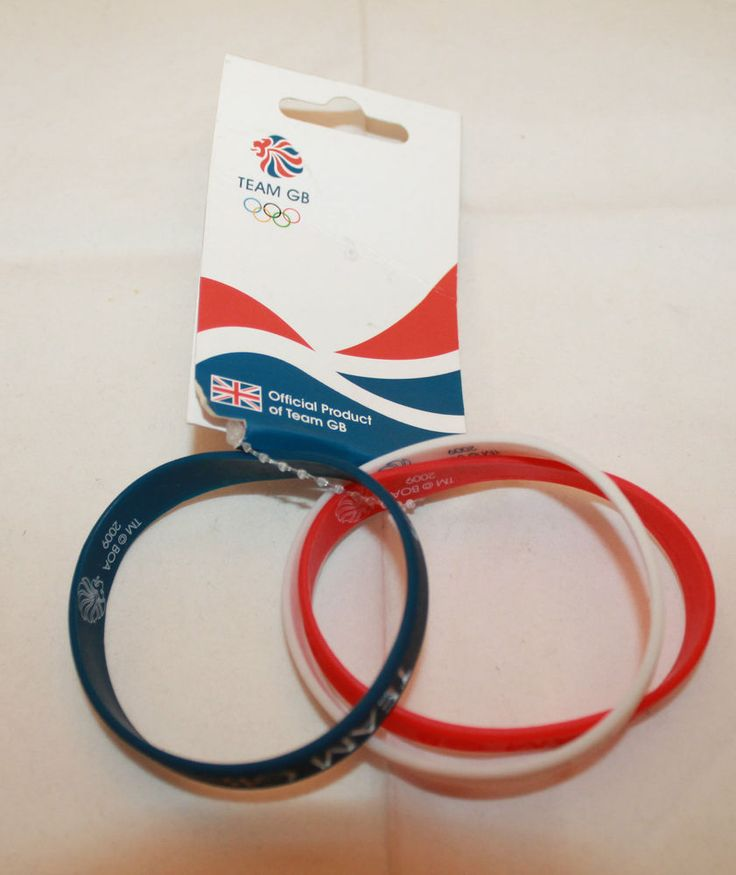 Details About New Team Gb 2012 London Olympic Set Of 3
