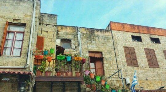 Παλιά Πόλη Ρόδου (Rhodes Old Town) i Ρόδος