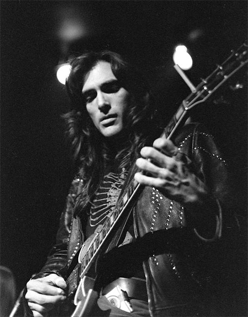 David Gans does the 60s legends: John Cipollina, of The Quicksilver Messenger Service, 1976