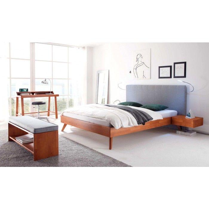 Die besten 25+ Holzbetten Ideen auf Pinterest Rustikales Holz - schlafzimmer mit boxspringbetten schlafkultur und schlafkomfort