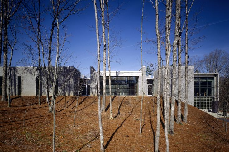 Panoramio - Photo of Campbell Hall, School of Architecture