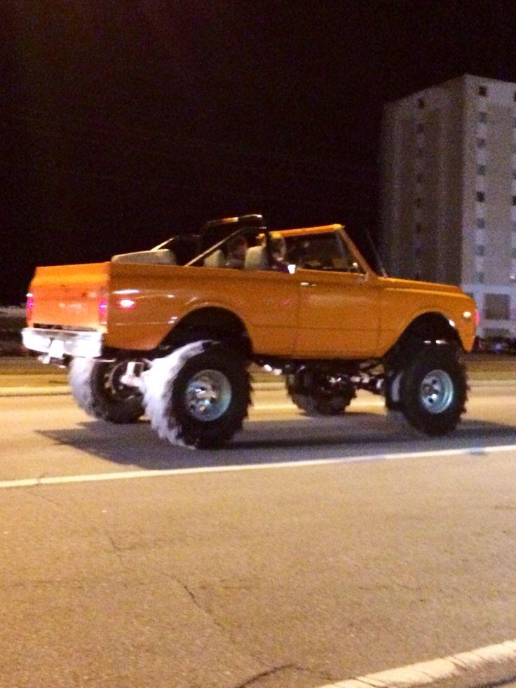 Lifted Chevy Blazer