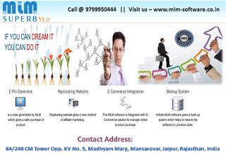 MLM Software Superb is the biggest vendor of Multi Level Marketing Software in over all World that provides Several MLM Software Plans like Binary MLM Plan, Uni-level MLM Plan, Matrix MLM Plan, MLM Generation Plan, Australian Binary MLM Plan, MLM Recharge Plan and much more. MLM Software Superb is a big name in the MLM Software Industry as compared to other Company in over all the worldwide. If you are looking a MLM Software, you may come in the Cyrus for making MLM Software. Call…