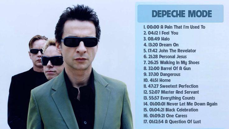 Best songs of Depeche Mode (full album)- Depeche Mode's greatest hits of...
