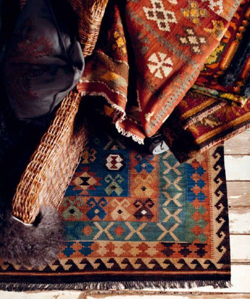 Decorating With Kilim And Turkish Rugs