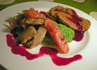 Seitansteik | Norsk Vegetarforening