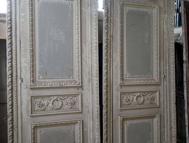 antique french doors - Google Search | Ideas for the House | Pinterest |  Doors, French doors and Interior - Antique French Doors - Google Search Ideas For The House