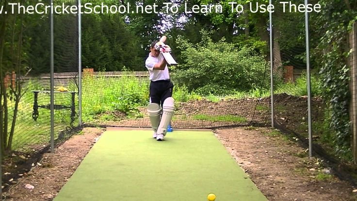 Hd Cricket Coaching Batting Drills/Practice/Training & Visual Lessons on...