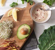 Вегетарианские роллы для здорового обеда