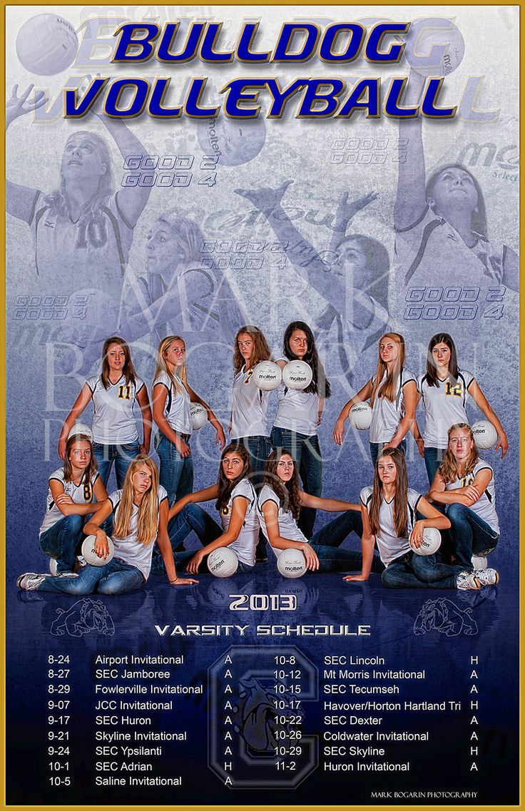 17 Best Images About Volleyball Team Pic Ideas On