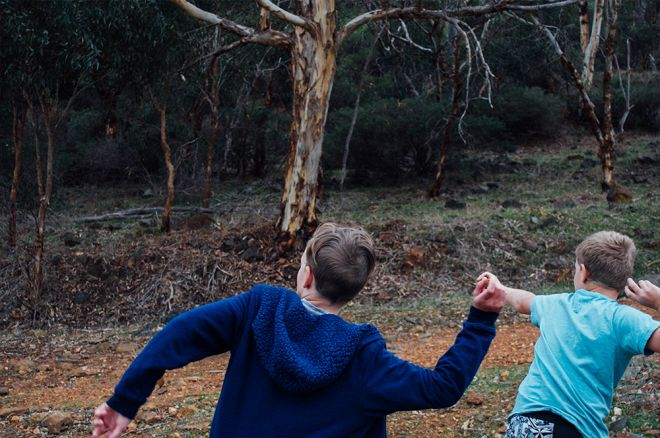 Byford Hills Walking Track : Find out where stylist and Creative Local Hayley Kessner trips about to in her corner of WA #shareaustralia #voicesof2015
