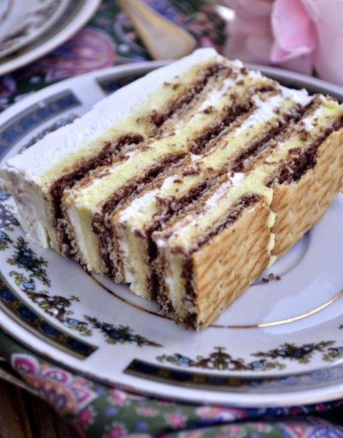 Torta sa turskim keksom ~ Najsladji blog