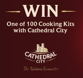 FREE Cathedral City Cheese Cooking Kits - Gratisfaction UK