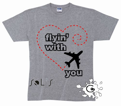 Flyin' with you