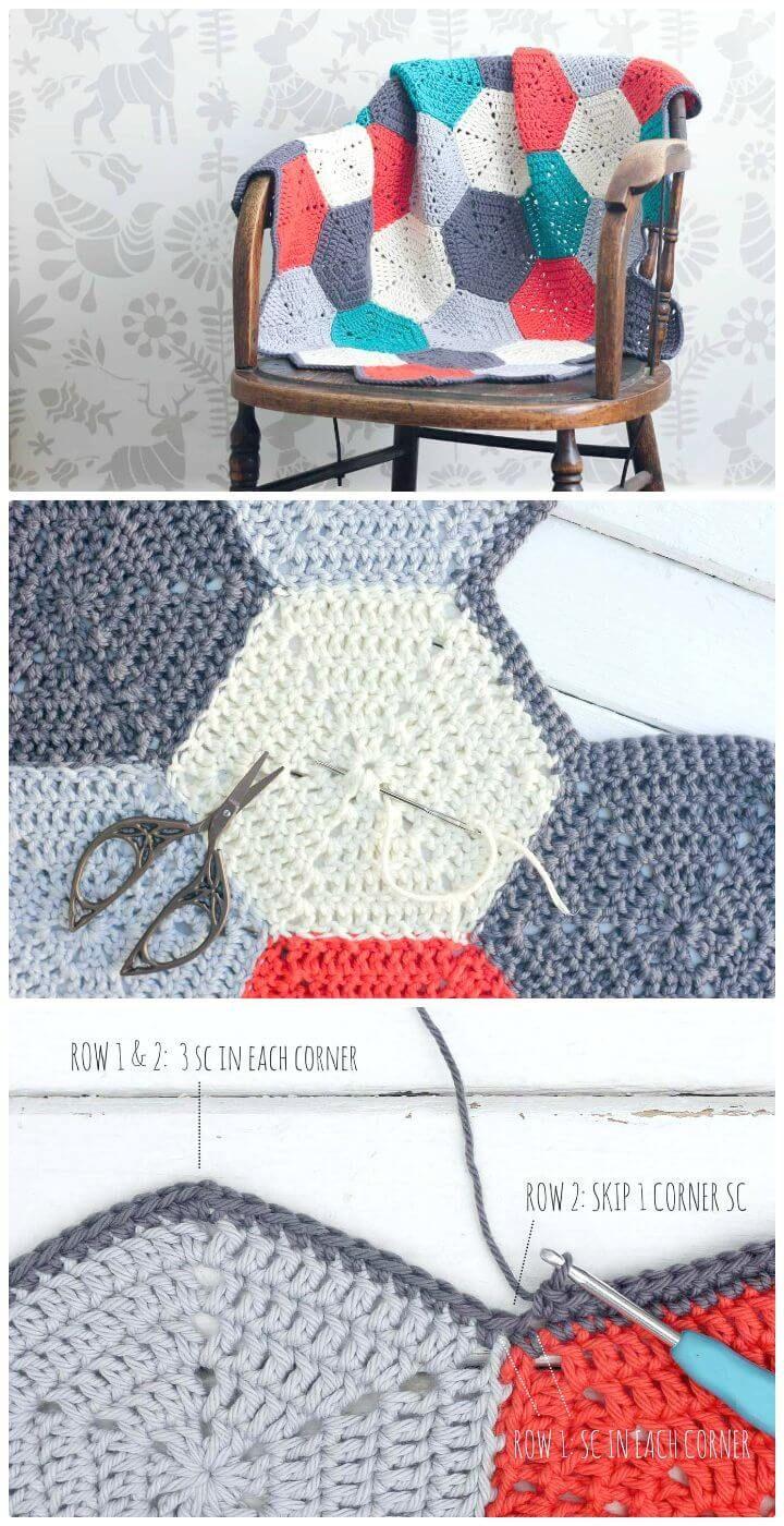 Crochet Afghan Patterns 41 Free Patterns For Beginners Crochet