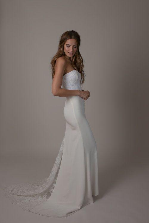 Bride by Sarah Seven - The Romantics Collection - Palmer gown #sarahseven #sarahsevenloveclub #bridal