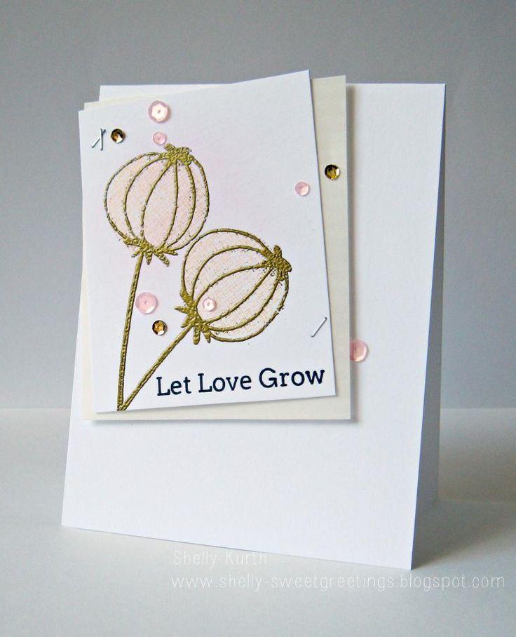 Sweet Greetings: Let Love Grow