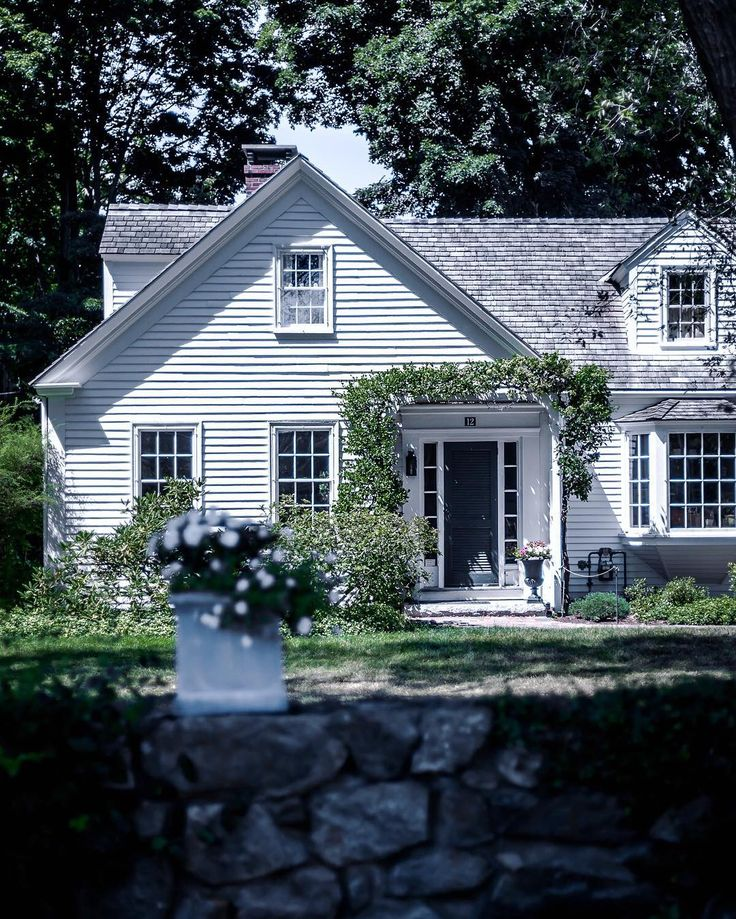 happily tracing the tiny back roads of new england - over salt marshes and out…