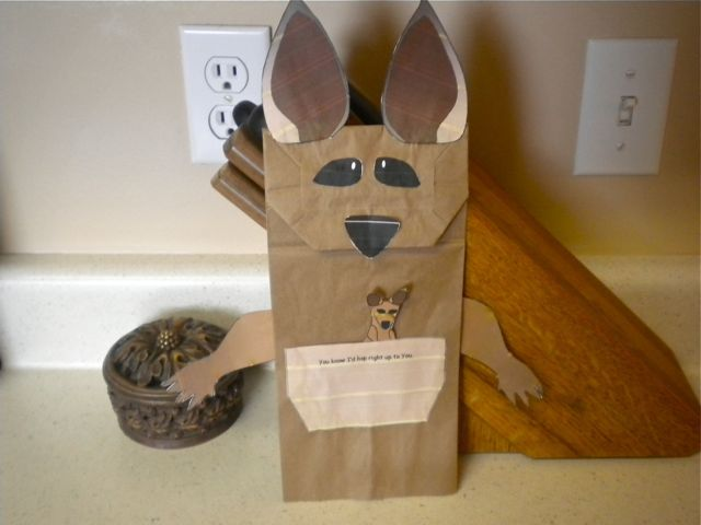 kangaroo activity for preschoolers | kangaroo template preschool image search results