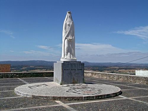 Rainha Santa Isabel - Portugal