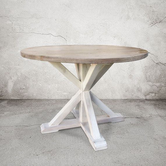 Dining Table Kitchen Table Reclaimed Wood Table By