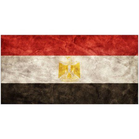 what is the flag of egypt