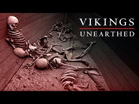 PBS NOVA - Vikings Unearthed - New Documentary 2016