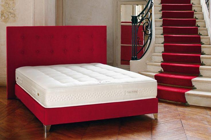 17 meilleures id es propos de sommiers ressorts sur. Black Bedroom Furniture Sets. Home Design Ideas