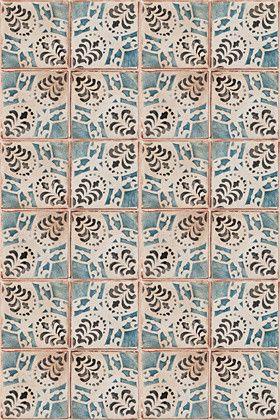 Terra Cotta - Tiempo - Ann Sacks Tile & Stone eclectic kitchen tile