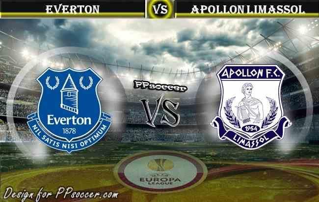 Everton vs Apollon Limassol Predictions 28.09.2017 - soccer predictions, preview, H2H, ODDS, predictions correct score of UEFA Europa League betting tips