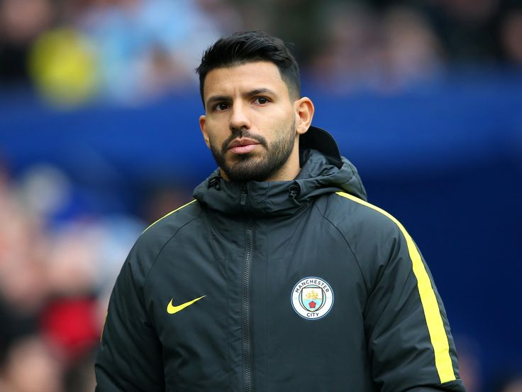 Sergio Aguero's agent insists he will remain at Manchester City despite interest from Paris Saint-Germain