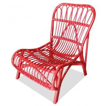 Weekender Chair Red