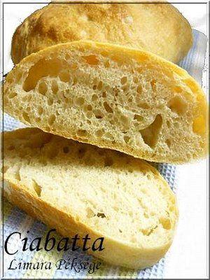 Limara péksége: Ciabatta