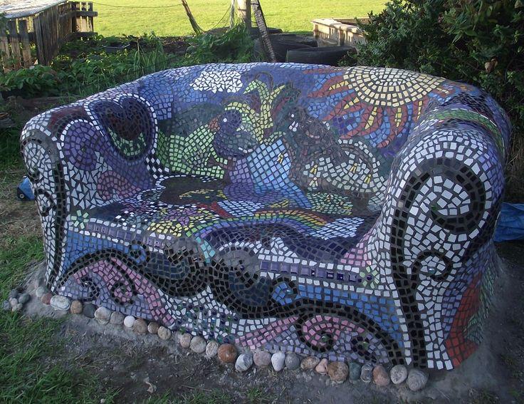 787 Best Decorative Mosaic Images On Pinterest