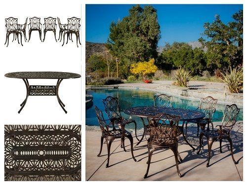 Patio-Furniture-Set-Aluminum-Outdoor-7-Piece-Dining-Table-Chairs-Metal-Garden
