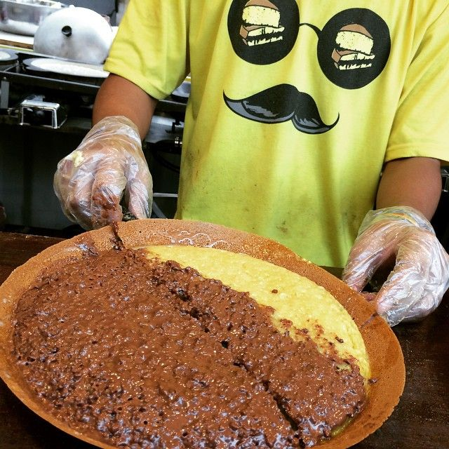 Martabak Nutella – Martabak boss /Photo Source: @martabakboss