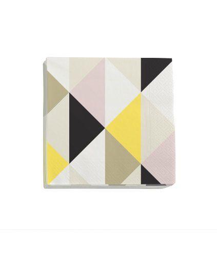 Papierservietten   Product Detail   H&M