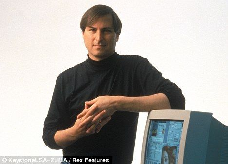 Steve Jobs' biological father speaks of yearning to meet his son | Mail Online