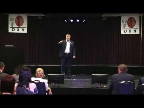 DXN Ganoderma kávé üzlet, 3. előadás: Mi lehet számomra a megoldás?