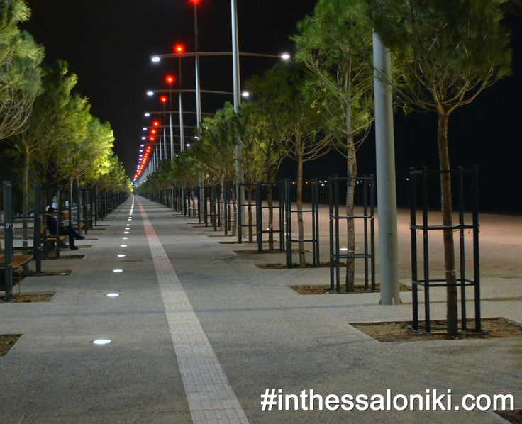 ● Thessaloniki - Nea Paralia (Waterfront Parks)  ● Θεσσαλονίκη Νέα Παραλία   ● #thessaloniki #neaparalia #nea #paralia #greece #macedonia #grece #grecia #salonique #solun #travel #tourism #waterfront #parks