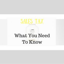 How To Easily Handle Sales Tax  Are you doing your sales tax right? What kinds of taxes do you need to pay?  So here are some basic information about sales tax when you are selling online:  http://www.craftmakerpro.com/business-tips/easily-handle-sales-tax/