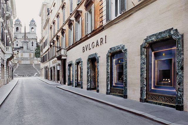 Bvlgari će renovirati Španjolske stube u Rimu