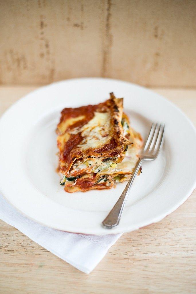 Vegetable lasagne | Jamie Oliver