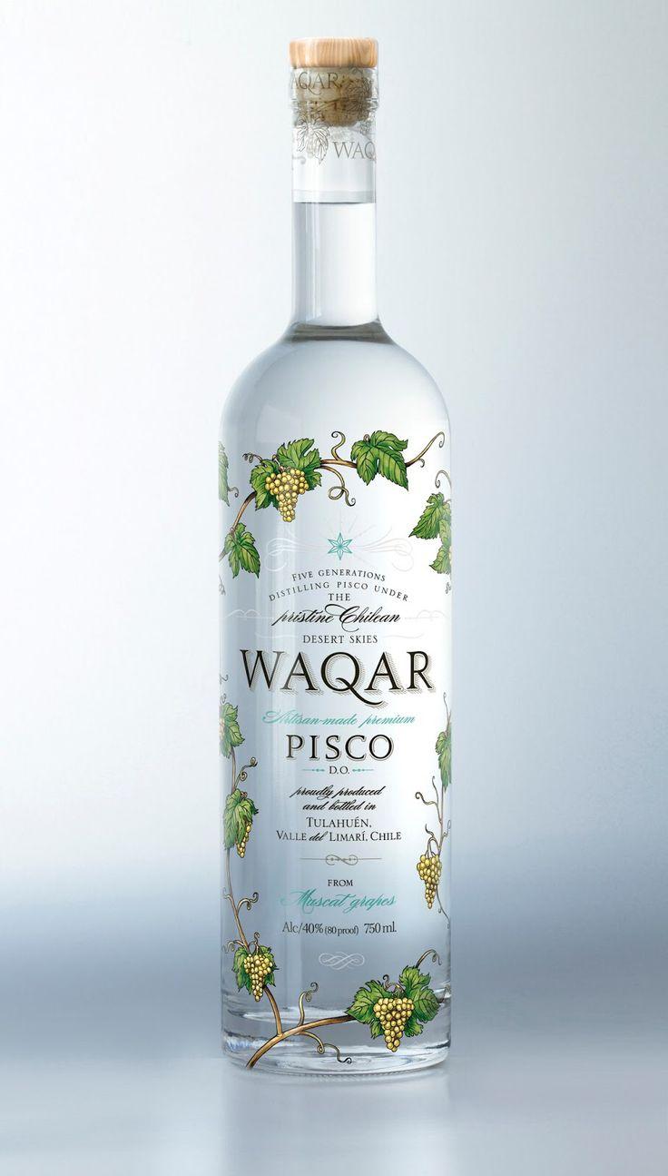 Pisco chileno WAQAR