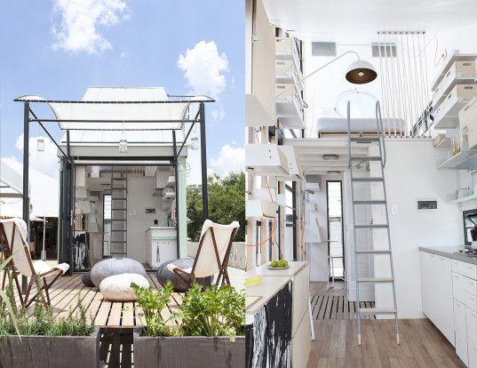 POD Idlala, Idlala, Tiny Mobile Home, Prefab Home, Prefab Architecture,  Prefab
