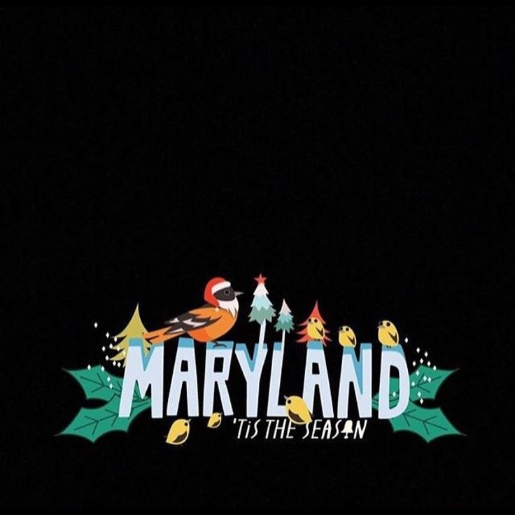 """Tis the Season Maryland #snapchat #snapchatgeofilter #geofilter #geotag #tisth…"