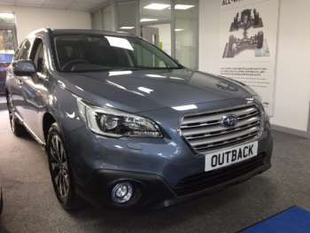 Used Subaru Outback for Sale - RAC Cars