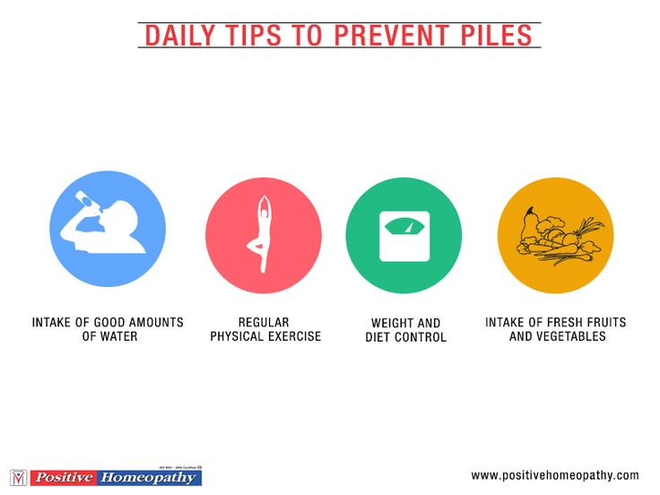 Daily tips to prevent #Piles: